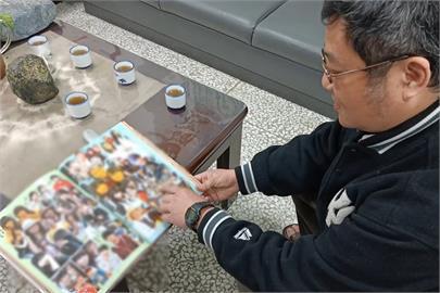 快新聞/F-5E飛官羅尚樺殉職 國中導師不捨:他成績很好還有回來找老師聊天