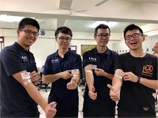 我想救人!台灣年輕人熱血申辦救命捐贈卡