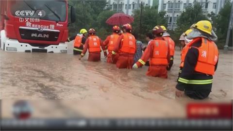 快新聞/鄭州暴雨官媒稱「五千年不遇」 王丹打臉:宇宙大爆炸以來不遇