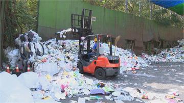 消費習慣改變 外送量大增 中市紙容器回收爆量 較去年同期增65%