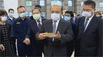 快新聞/刑事局破獲10萬顆子彈走私案 蘇貞昌:國際詭譎時刻輸入台灣令人憂心