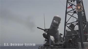 美艦再航南海 羅素號驅逐艦執行自由航行任務