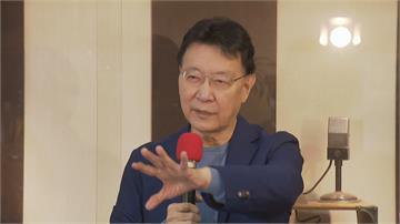 快新聞/趙少康申請回KMT 張博洋:國民黨新黨化、紅統化的徵兆