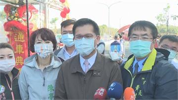 快新聞/雙鐵暫不禁飲食 林佳龍:乘客須落實防疫要求
