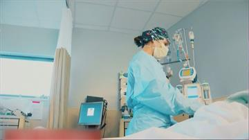 加州、德州疫情發燒 醫院如戰場!病房滿載 病患帶呼吸器自己回家療養...