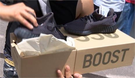 警衛阿伯穿萬元Yeezy潮鞋 一問嚇呆來做「身體健康的」