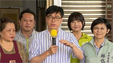 高雄市長補選民調出爐!陳其邁支持度過半輾壓2位對手