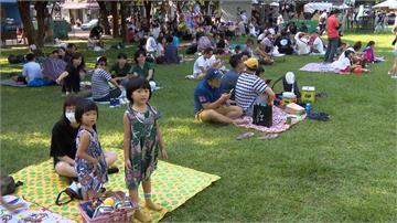 啤酒大廠辦野餐音樂會 夏日午後享受音樂啤酒