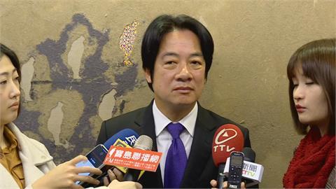 快新聞/台灣疫情何時結束? 賴清德透露是「這時間」