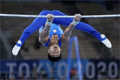 東奧/體操男子全能決賽!「亞洲貓王」唐嘉鴻奪第7名刷新台灣紀錄