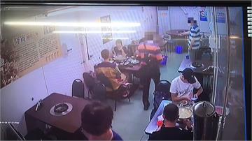 兩男吃霸王餐閃人!屏東汕頭火鍋老店公布影片怒報警