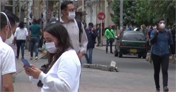 快新聞/全球第8國! 哥倫比亞確診病例破百萬 3萬人病故
