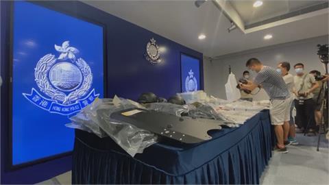 港警破獲恐怖攻擊案逮9人 計畫書炸毀海底隧道及鐵路