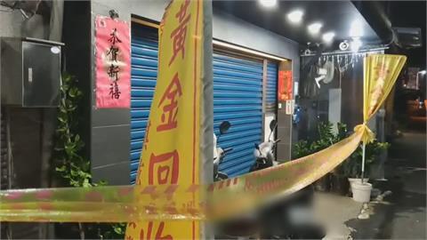 搶銀樓未遂開槍 子彈從額頭擦過 老闆命大躲劫