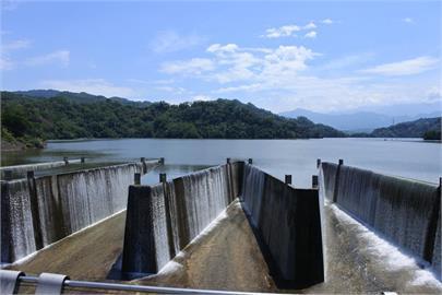 快新聞/鯉魚潭、南化水庫蓄水達100% 全台8水庫「放水警戒」