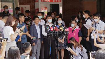 快新聞/至迪化街示範美豬標示 陳時中:中央地方同心協力保障民眾食安