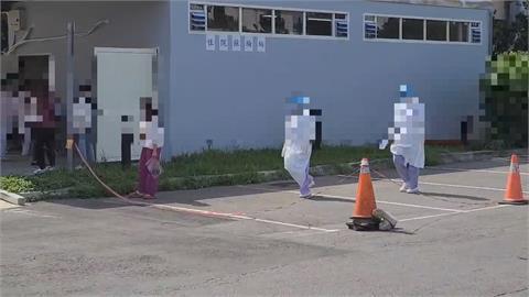 桃園又驚爆院內感染!國軍桃醫 2護理師兩週前接種竟確診