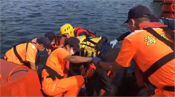 快新聞/南方澳海釣膠筏疑遇浪翻覆 尋獲失蹤者已無呼吸心跳