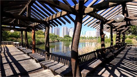 高雄生態廊道 中都濕地公園成都市叢林祕境