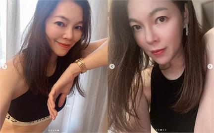曾馨瑩IG曬照「辣露小蠻腰」!網一面倒狂讚:太犯規了啦!