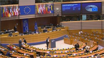 連過兩案挺台 歐洲議會讚台援助防疫