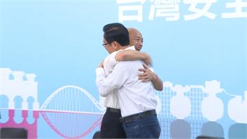 「國政配」出線!  韓國瑜宣布副手是張善政