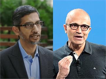 印度疫情失控 Google、微軟印度裔執行長出手相助