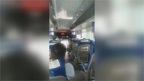 2翁硬拗國道客運載短程 數落司機遭錄影PO網