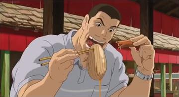 《神隱少女》千尋爸爸吃的不是「肉圓」?原畫師揭曉正確答案