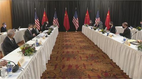 快新聞/美中會議! 拜登政府首領教「戰狼外交」 《華郵》:雙邊關係難重新啟動