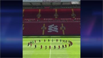 世界體壇挺非裔人權 利物浦球員圍成一圈單膝跪地聲援