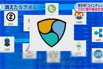 全球/日本爆鉅額「新經幣」被竊 虛擬貨幣快玩完?