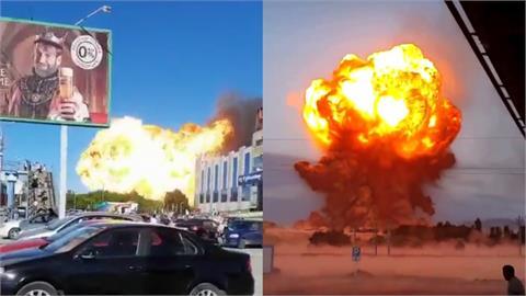 哈薩克軍火庫連環大爆炸!釀百人死傷多人失蹤 國防部長主動請辭