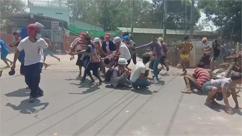 緬甸軍方鎮壓已逾60死 國際調查:使用致命武器