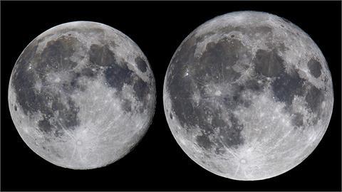 「超級月亮」今晚現身!5月還有超級滿月 「月食奇景」也登場