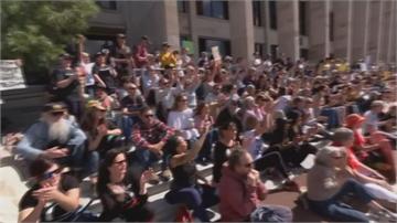 澳洲防疫下重手宣布宵禁 引爆示威潮民眾上街頭