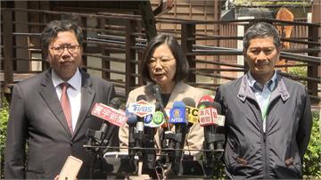 韓國瑜太監說再嗆蔡英文沒當過兵 徐世榮:你也沒當過總統