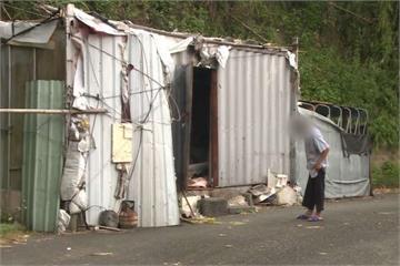 老翁獨居廢棄屋雙腳潰爛 好心里長三天幫募20萬翻修