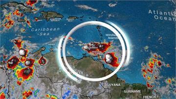 大西洋今年首颶風「漢娜」生成 周日將登陸德州