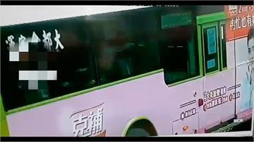公車遇斑馬線沒停 左轉撞死八旬婦