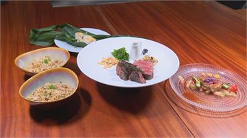 烹調講究互動!夏威夷鐵板燒搬上台灣餐桌 紐澳良鮮蝦、洋蔥倒進伏特加酒!烈焰如火山