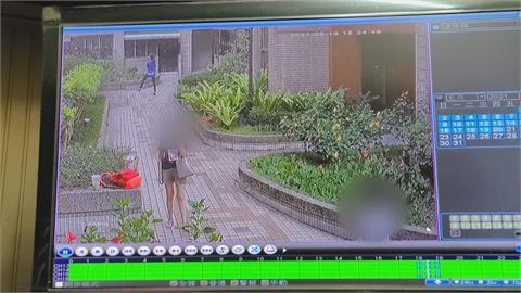 警眷女勸戴口罩 鄰居婦人控警仗勢欺人