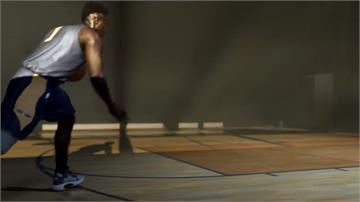 NBA籃球電玩畫面曝光!鵜鶘威廉森逼真汗水成亮點