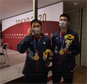 東奧/「麟洋」讓世界看見了台灣! 李洋:最高榮耀獻給我的國家