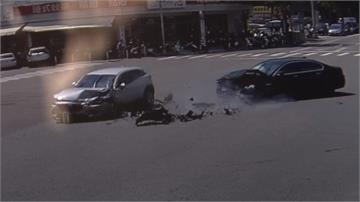 車禍撞出3項違規!酒駕失控再撞違停車