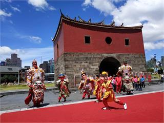 2019北臺灣媽祖文化節「金面媽祖回臺北城 賜福儀典全國記者會」