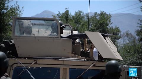全球/美軍撤離阿富汗震盪 塔利本組織大反撲