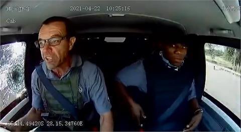 運鈔車遇歹徒開槍搶劫!駕駛冷靜力退搶匪 超狂身分被起底