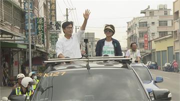 陳其邁小內閣 林欽榮、羅達生、史哲出任副市長