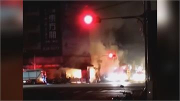 悲!員林知名早餐店凌晨大火 29歲死者「父母雙亡、樂於助人」